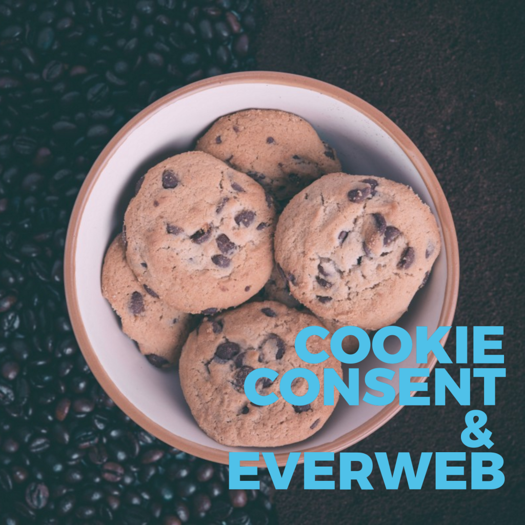 Cookie Consent and EverWeb
