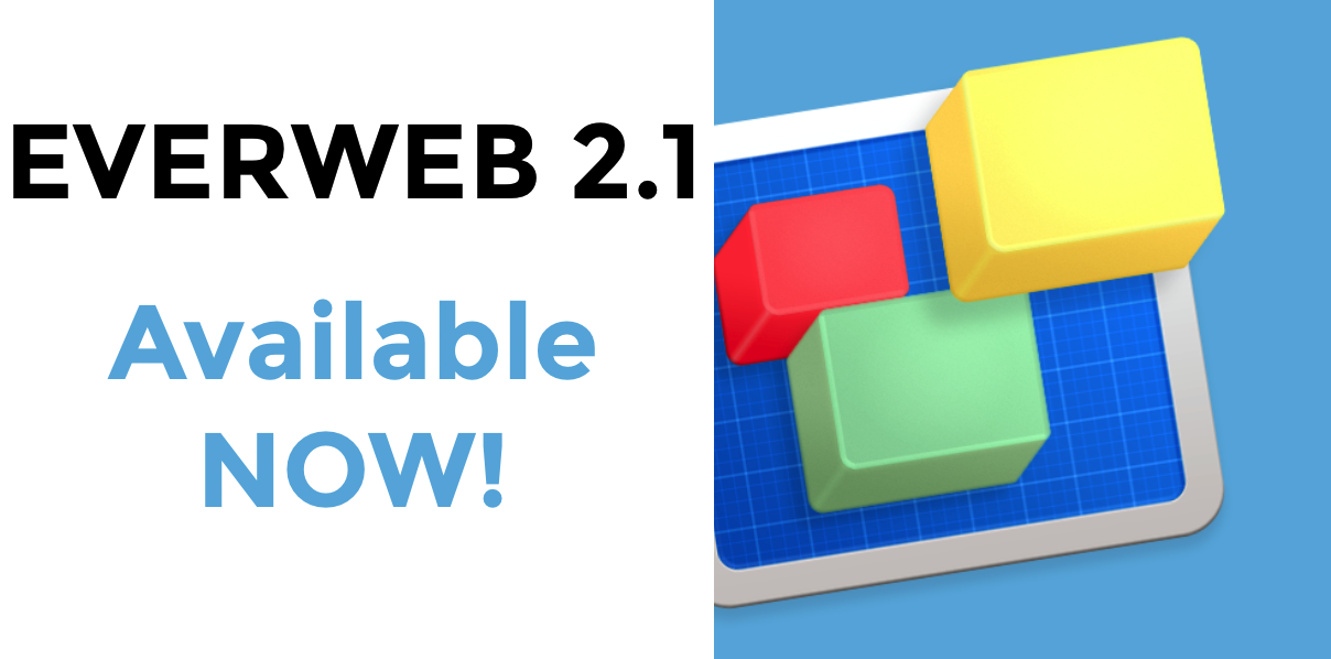E erWeb version 2.1 now available