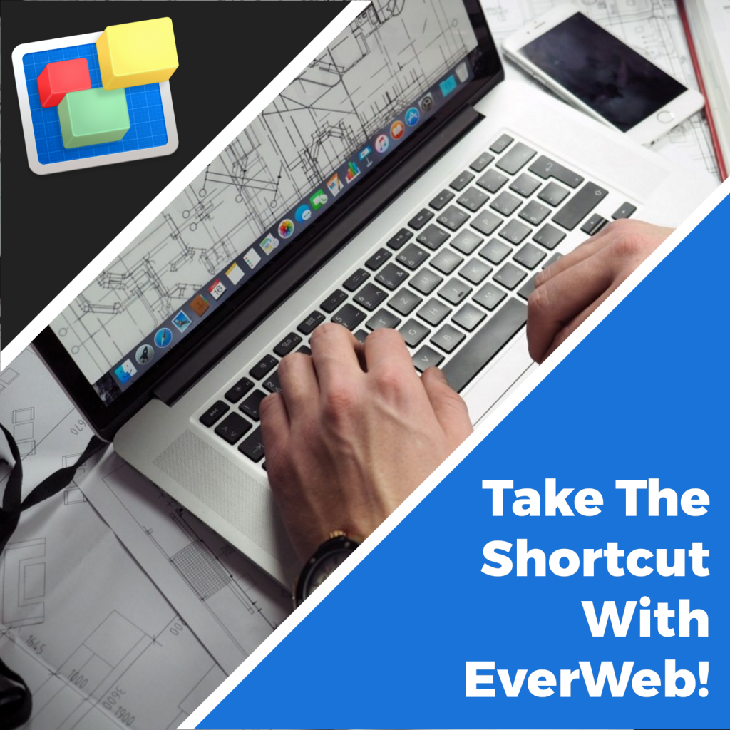EverWeb Keyboard Shortcuts
