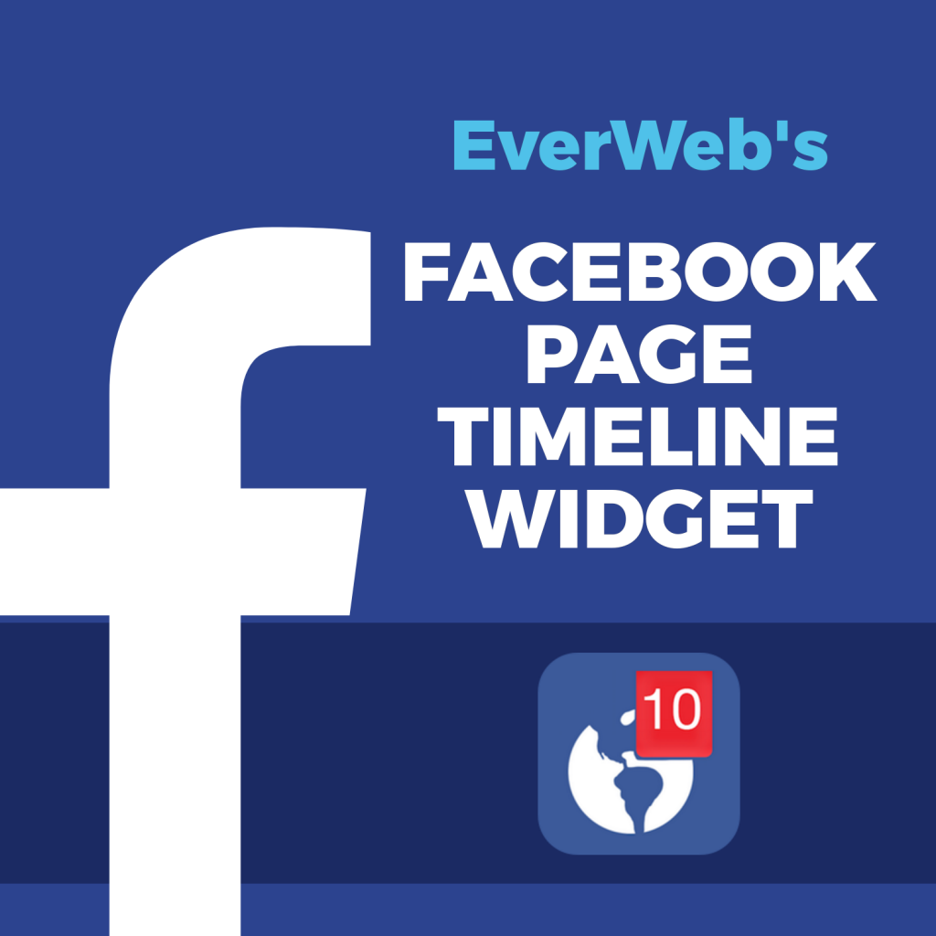 EverWeb Facebook Page Timeline Widget