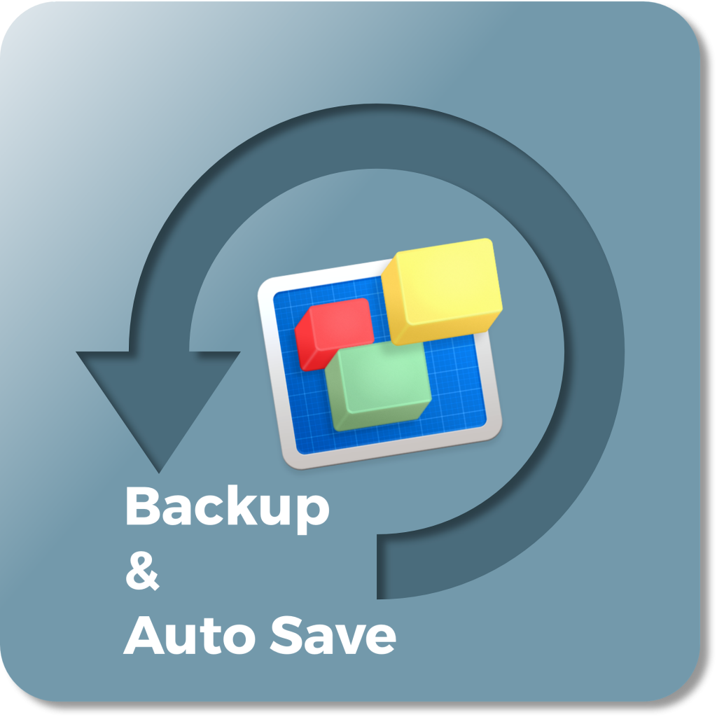 Backup and Autosave in EverWeb