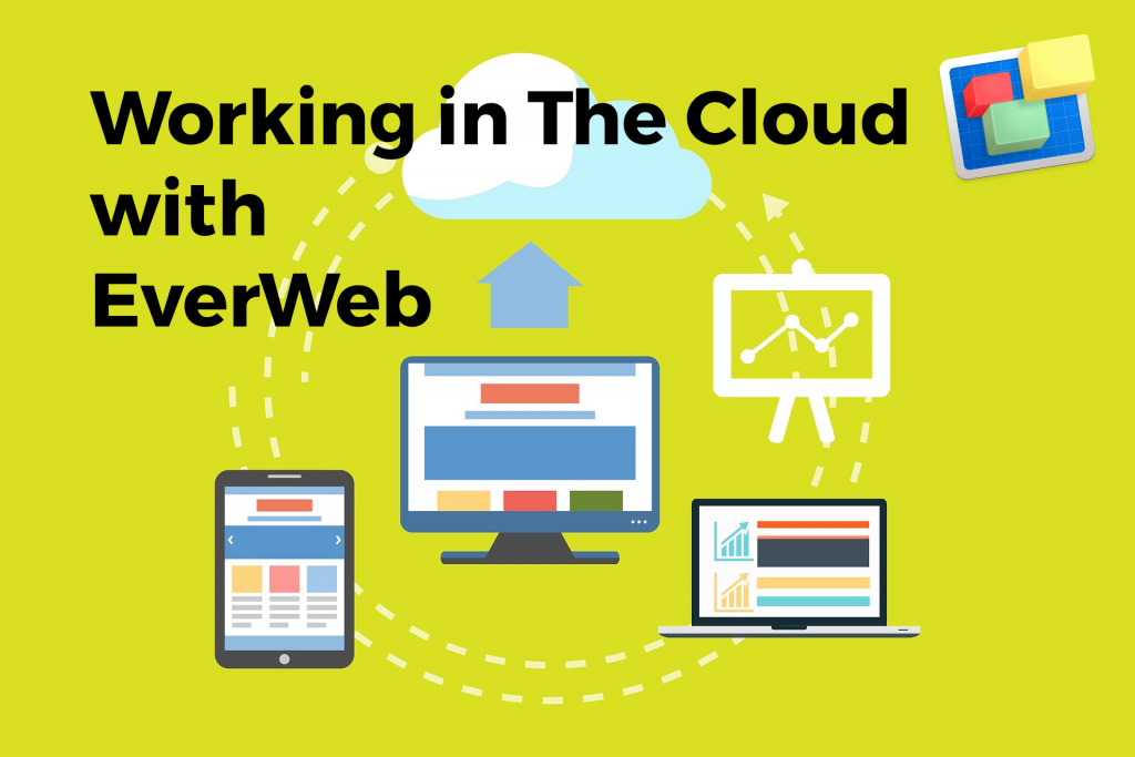 Working in The Cloud with EverWeb