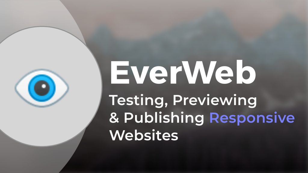Testing and Publishing Your Responsive Website