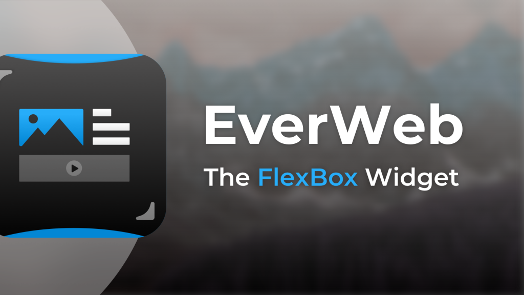 EverWeb's FlexBox Widget