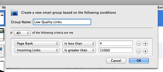 Organize Your Domains With Powerful Smart Groups