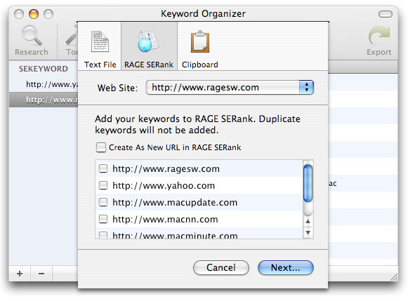 Search For Keywords On Mac