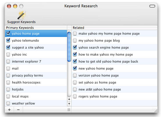 Find The Most Profitable Keywords Related To Your Website