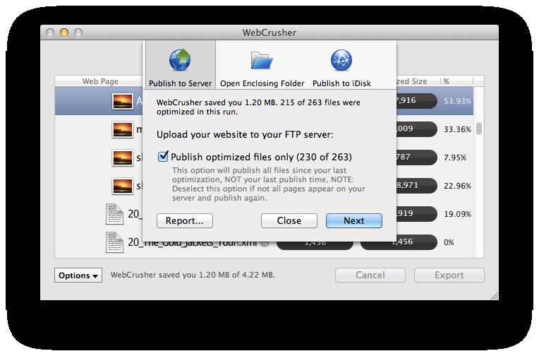 Windows 7 WebCrusher 2.3.1 full